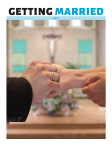 Marriage at St Lawrence Weehawken